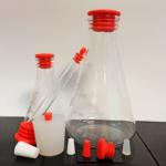 Силиконовые пробки для лабораторной посуды