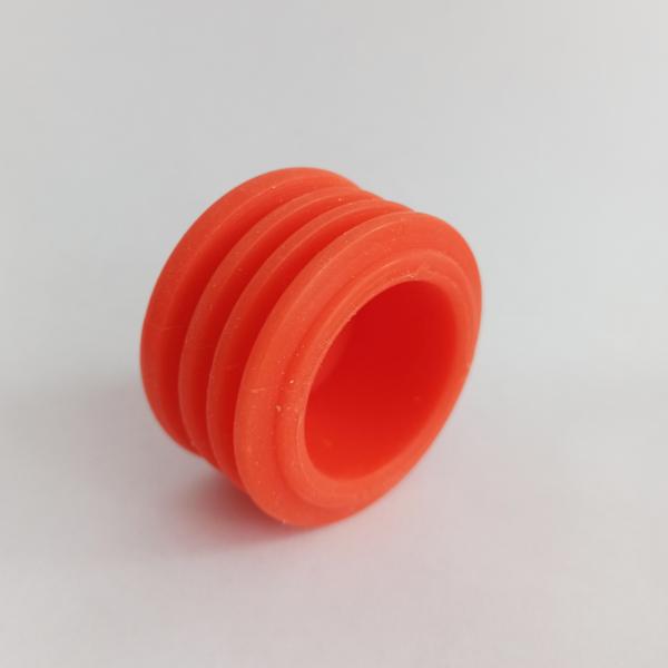 Многоразовая силиконовая пробка для ПЭТ бутылей 19 литров вариант хард